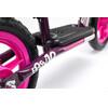 s'cool pedeX easy 10 Lapset potkupyörä , vaaleanpunainen/violetti